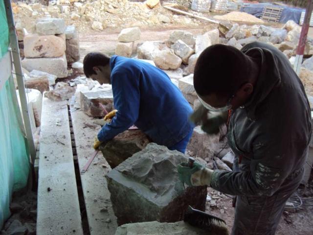 Formation Lot éco construction - Taille de Pierre