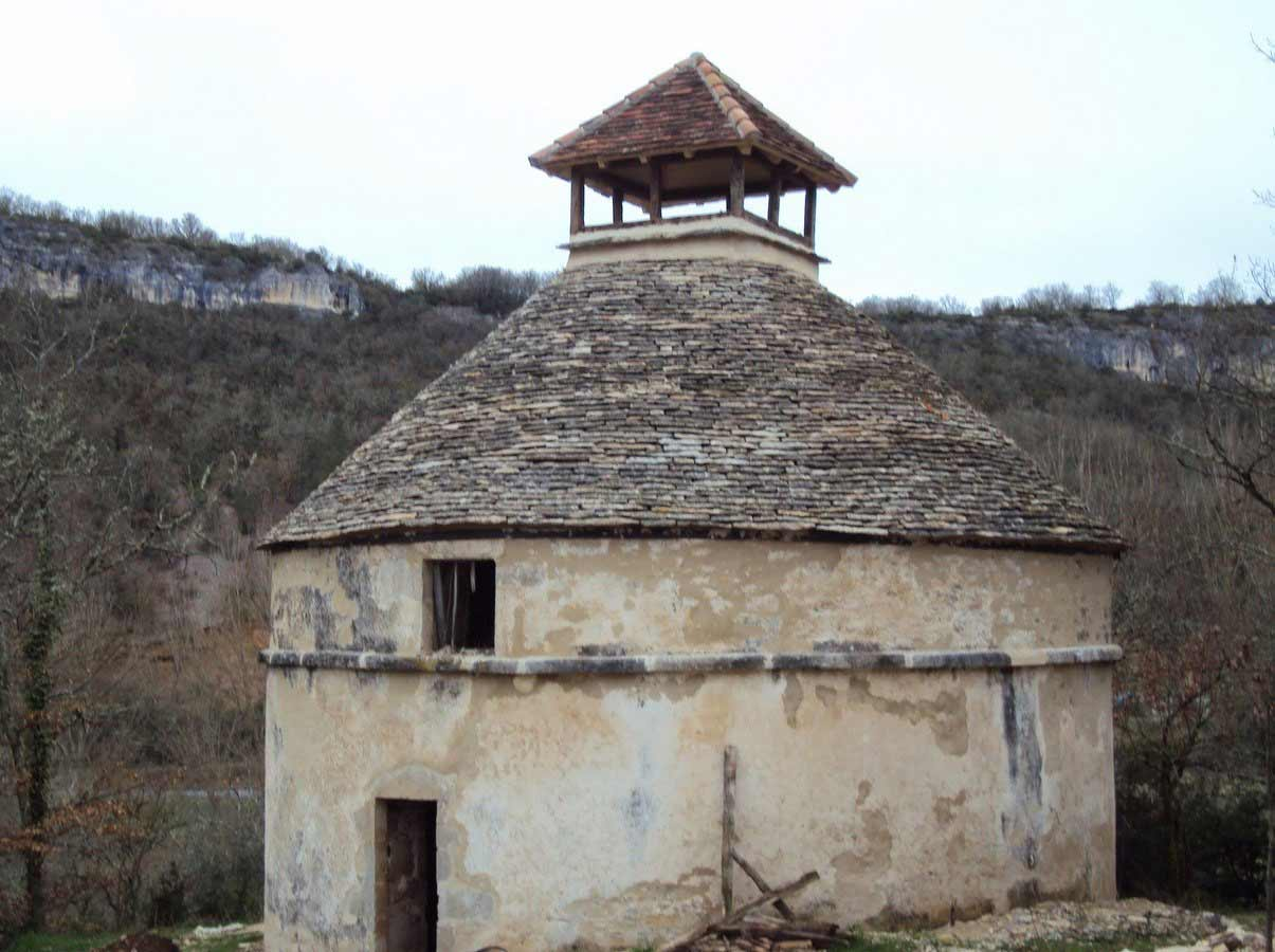 Centre de formation éco construction patrimoine bâti Lot