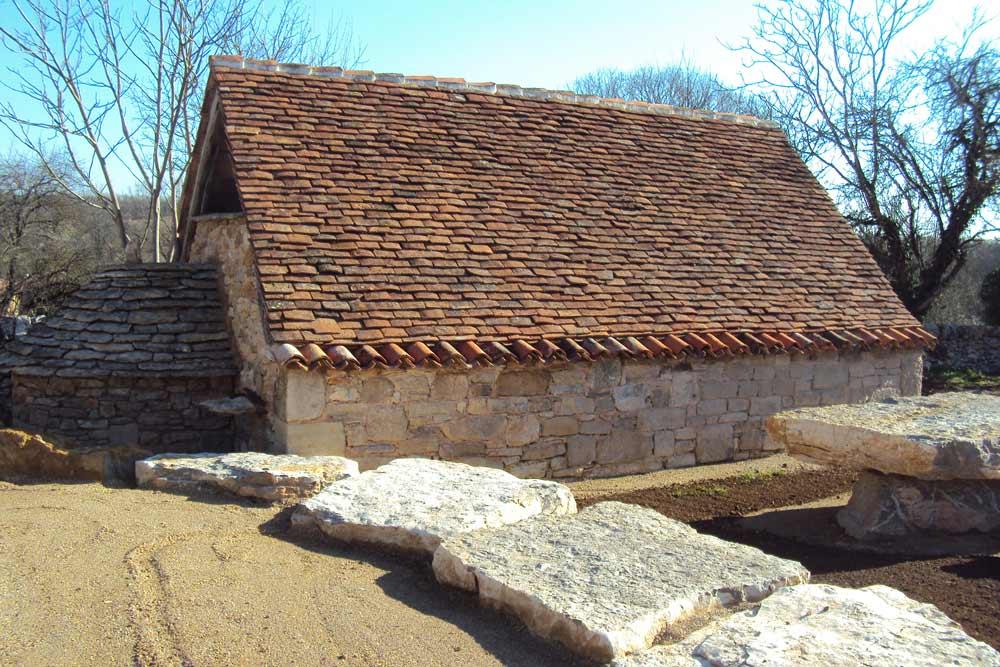 Centre de formation eco construction et patrimoine bâti Lot