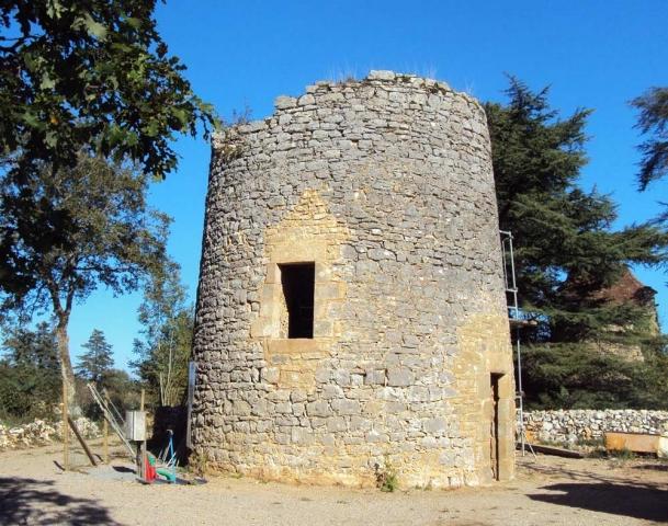 eco construction et patrimoine bâti moulin Lot