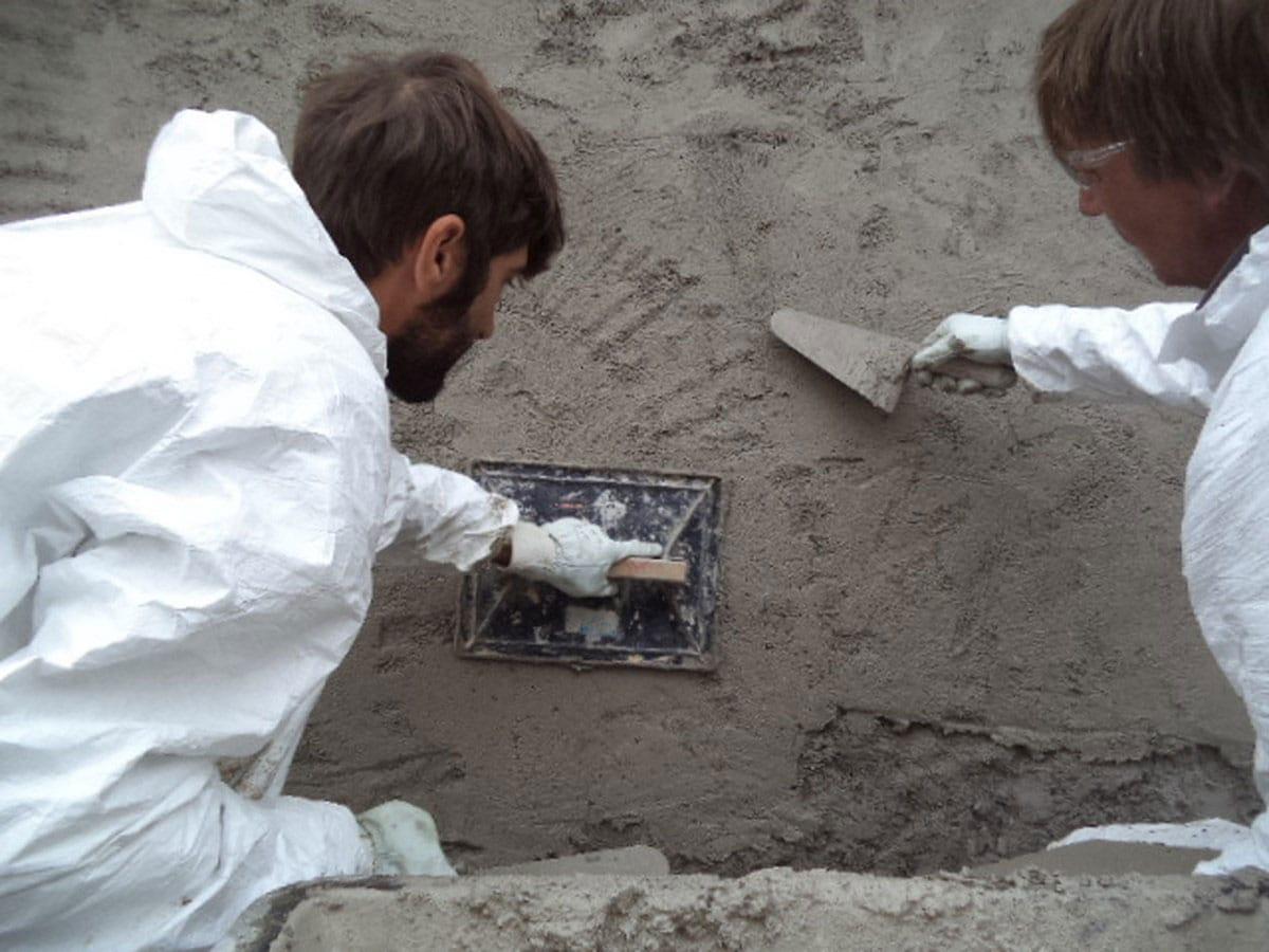 formation eco construction enduits à la chaux - Le Lot