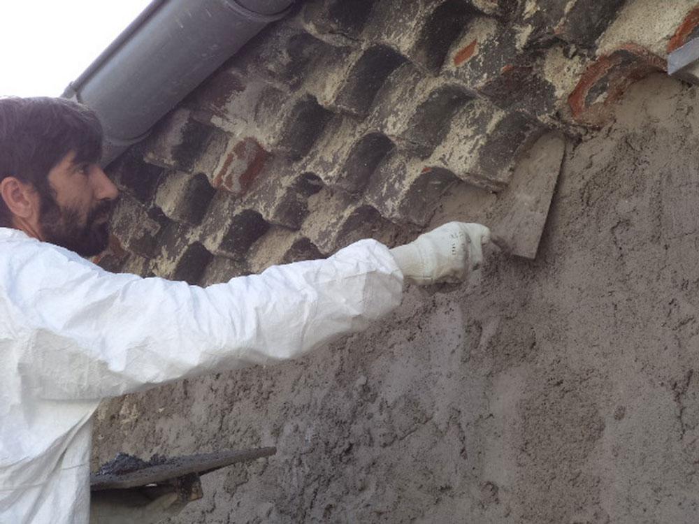 eco construction formation enduits à la chaux Lot