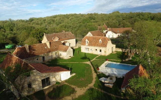 Centre de Formation eco construction Lot et patrimoine bâti - Chantier-école -